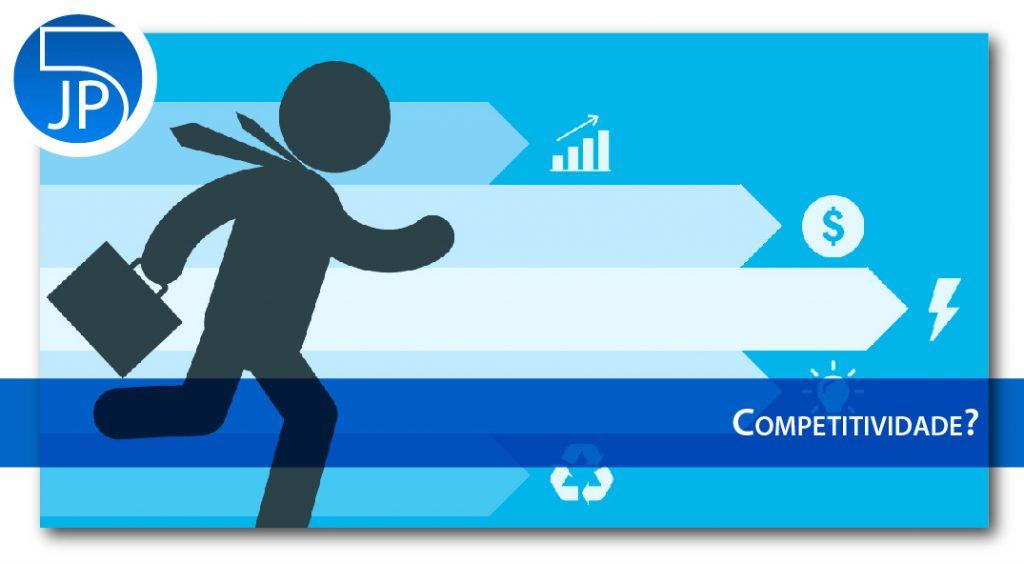 País precisa de competitividade para avançar. <p style=